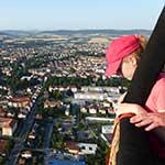 Ballonfahrt Dresden,Blick on Oben,Ballonfahrten Dresden, Sachsen,Bautzen,Chemnitz,Zwickau,Rochlitz,Döbeln,Pirna,Sächsische Schweiz