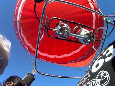 Ballonfahrt Freiberg Ballon