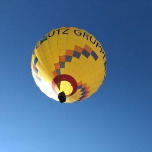 Ballonfahrt an allen Tagen 170 €