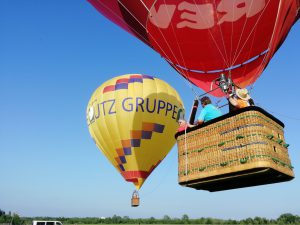 Ballonfahrt Sachsen Exklusiv Frühjahr Lorenz