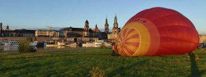 Ballonfahrt Dresden, Ballonfahrt Chemnitz, Ballonfahrt Bautzen,Ballon Sachsen Ronny Lorenz
